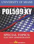 Course Pack Cover for Politics