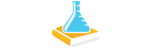 student lab notebook icon